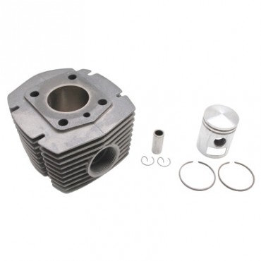 Cylindre Adaptable MBK 88, 40 (Av7, Av87)  -Alu Nikasil  P2R-