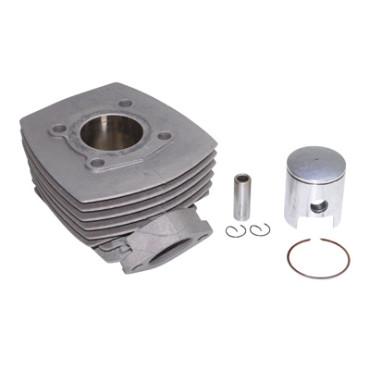Cylindre Adaptable PEUGEOT 50 Fox  -Alu Nikasil  P2R-