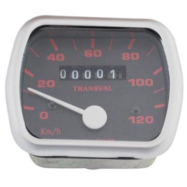 Compteur Transval 120Km-H Pour PEUGEOT 103 Vogue, MVL 16 Pouces (Avec Demultiplicateur + Transmission)
