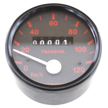 Compteur Transval 120Km-H Pour PEUGEOT 103 SPX-RCX (Avec Demultiplicateur + Transmission)