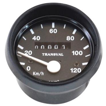 Compteur Transval 120Km-H Pour MBK 51S Leleu (Avec Demultiplicateur + Transmission)