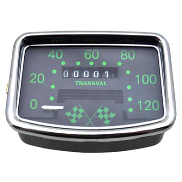 Compteur Transval 120Km-H Pour MBK 88 (Avec Demultiplicateur + Transmission)