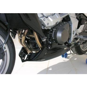 Sabot Moteur Kawasaki 750 Z R 2011-2012 ERMAX (3 parties dont centrale noire)