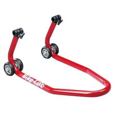 Lève moto avant BIKE-LIFT Rouge / béquille d'atelier