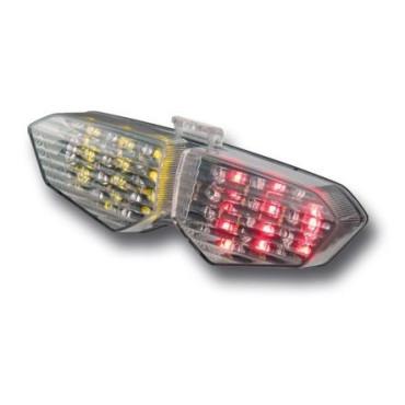 Feu arrière spécifique YAMAHA 600 YZF R6 LEDS - ERMAX