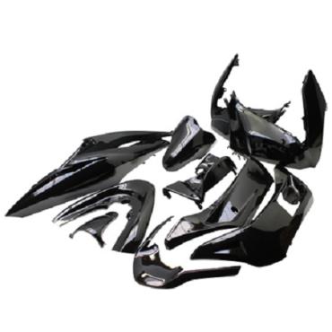 Kit carenages Honda 125 PCX (Noir - 11 pieces)