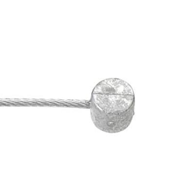 Cable de frein 18/10 - 2m20 - Tete 8x8mm (unitaire)