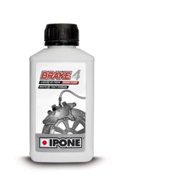 Liquide de frein Ipone DOT4 (500ml)