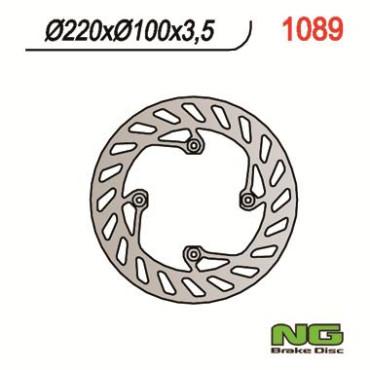 Disque de frein Beta 50 RR 2006-2012 (Arriere - 220mm)