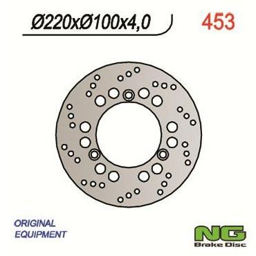 Disque de frein D220X100mm