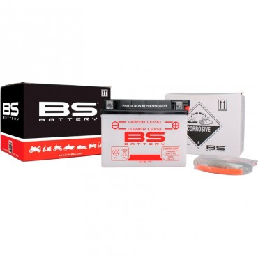 Batterie 12V YB16CL-B (avec pack acide) - BS BATTERY