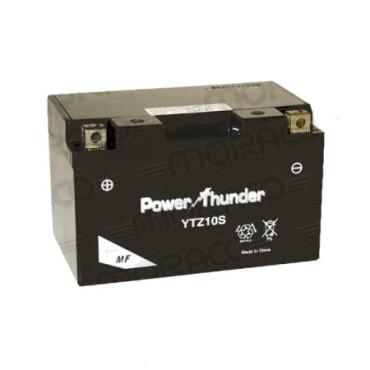 Batterie 12V YTZ10S (Prête à monter) - POWER THUNDER