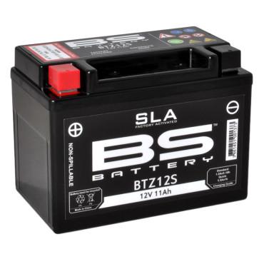 Batterie 12V YTZ12-S SLA (Prête à monter) - BS BATTERY