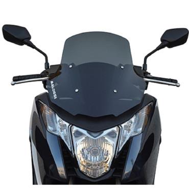 Bulle Honda Integra 700/750  MALOSSI (Sport - Fumé)