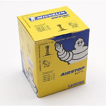 Chambre à air 17 pouces (130/90-140/80-150/70-160/70) - Michelin 17MI