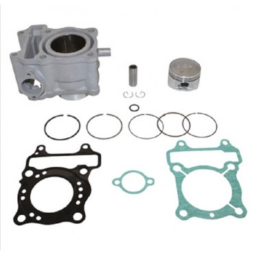 Cylindre Honda 125 Pantheon 4T / Swing / SH (avec joints) alu - AIRSAL