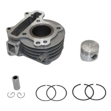 Cylindre Scooter Chinois 50cc 4T avec piston (139QMB)