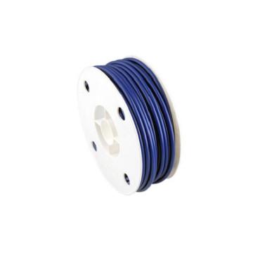 Gaine standard bleu diamètre 4mm - Vendu au mètre