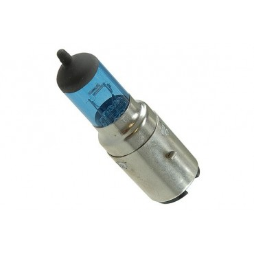 Lampe 12V 35/35W type BA20D effet XENON
