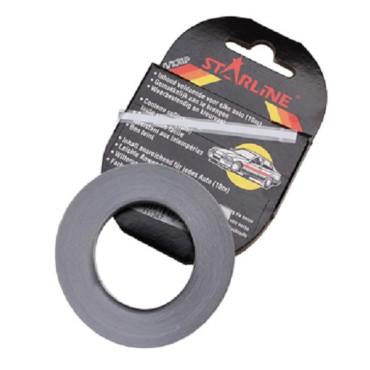 Liseré de jante MOTIP SOLIDLINE largeur 3 mm Argent (10  mètres)