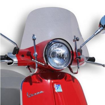 Pare-brise VESPA 50 / 125 / 150 PRIMAVERA Mini Sportivo ERMAX 40 cm