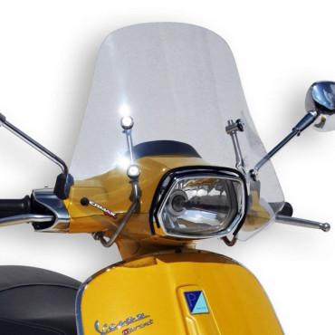 Pare-brise VESPA 50 / 125 SPRINT Mini Sportivo ERMAX 40 cm