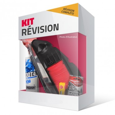 Kit révision PIAGGIO 125 MP3 / Xevo (révision complète)