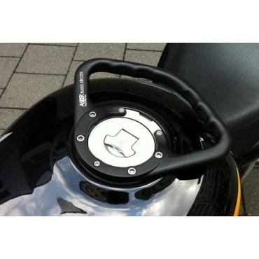 Poignée de réservoir BMW 1000 S 1000 RR Noir A-SIDER