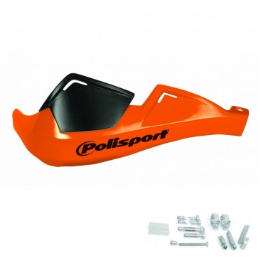 Protège mains Polisport EVOLUTION INTEGRAL Orange (paire)