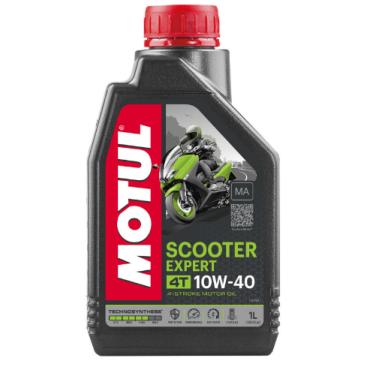 MOTUL SCOOTER EXPERT 10W-40 MA 4T 1L