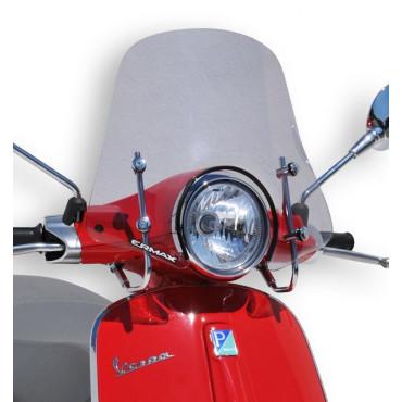 Pare-brise VESPA 50 / 125 / 150 PRIMAVERA Sportivo ERMAX 45 cm