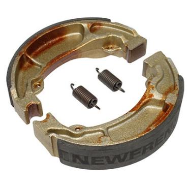 Machoires de freins (D125x25mm) NEWFREN