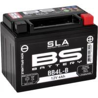 Batterie 12V YB4L-B SLA (Prête à monter) - BS BATTERY
