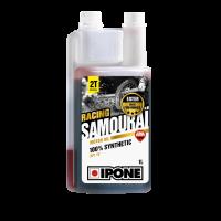 Huile 2T Ipone Samourai 100% synthetique (1L) - senteur FRAISE