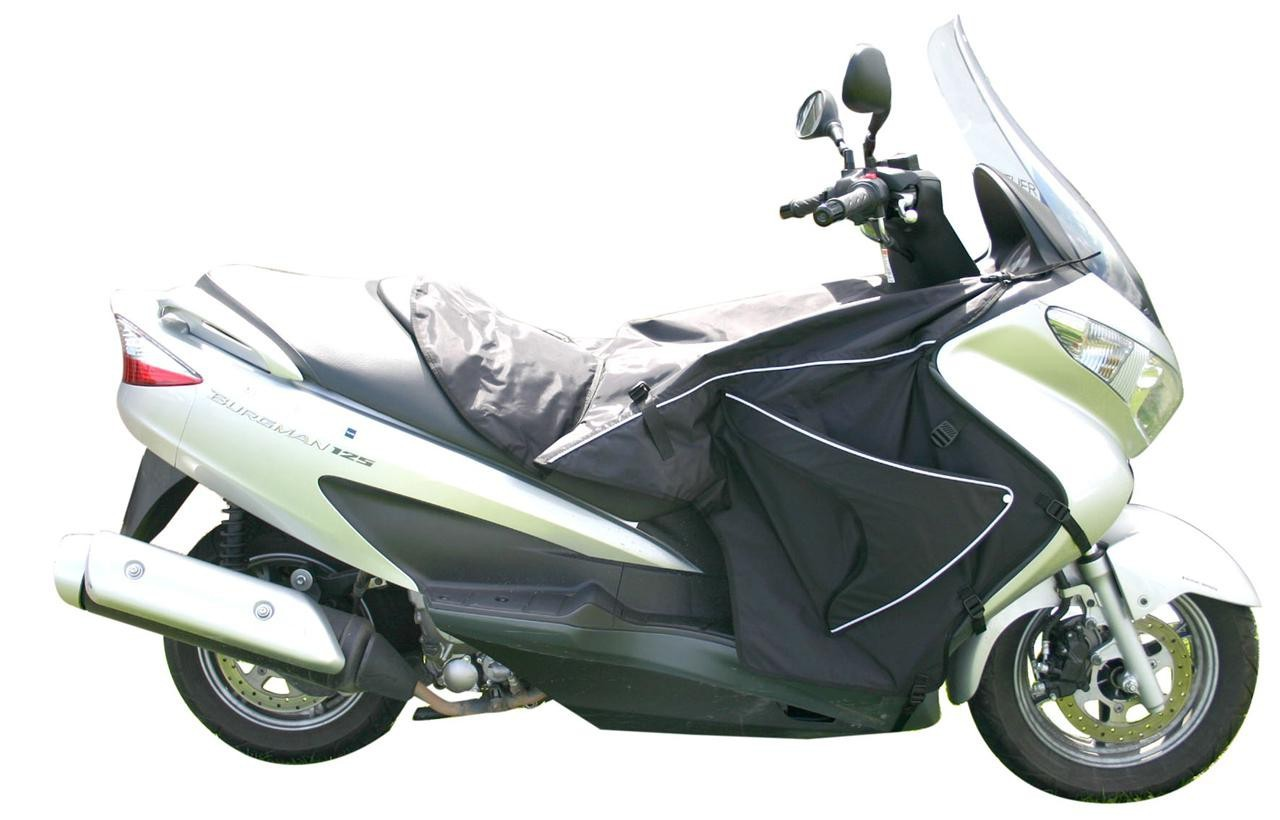 tablier scooter bagster boomerang suzuki 125 burgman 2007 pas cher. Black Bedroom Furniture Sets. Home Design Ideas