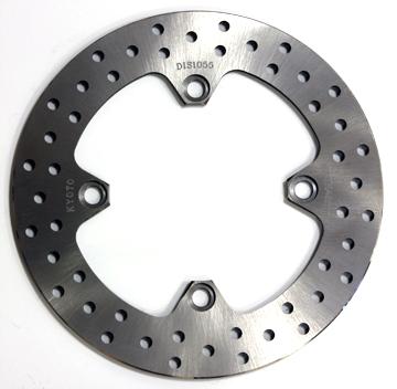 Disque de frein Honda D220x125x105.5mm (4 trous D10.5mm) Epaisseur 5mm