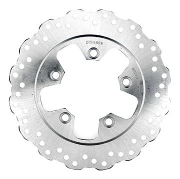Disque de frein Suzuki Festonné D240x110x89.5mm (5 Trous D10.5mm) Epaisseur 4mm