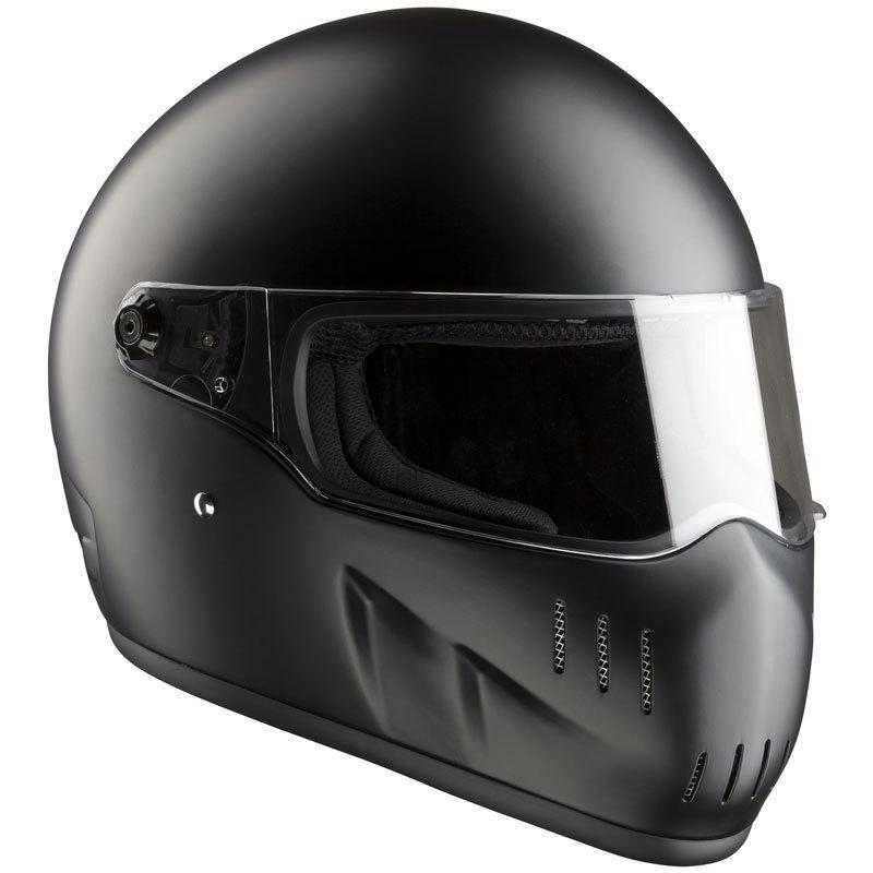 Casque BANDIT Helmets EXX NOIR MAT-L