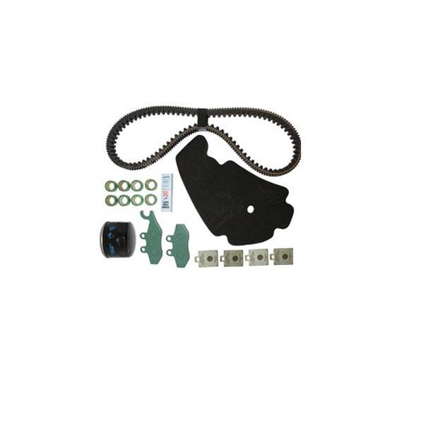 Kit révision PIAGGIO 400 MP3 LT (Kit origine avec plaquettes)