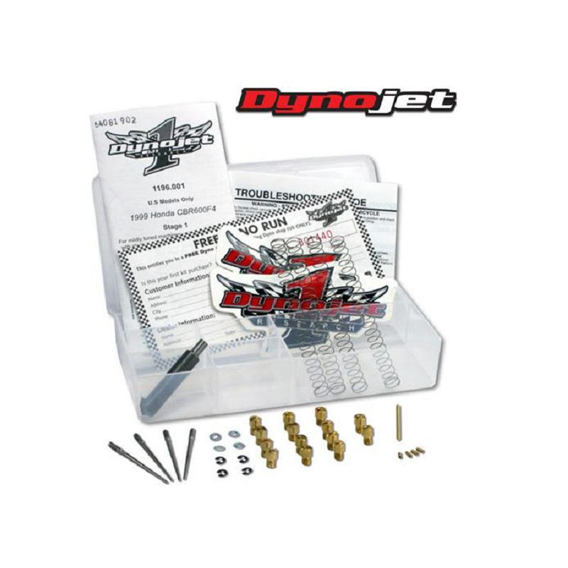 Kit carburation STAGE 2 DYNOJET HONDA 50 NSR50 2004-