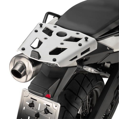 Support top case BMW F650 / F800GS ALU (Monokey )