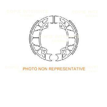 Machoires de freins (D110x25mm)