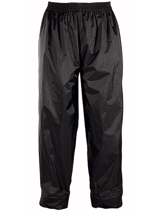 Pantalon pluie BERING ECO Noir Taille L