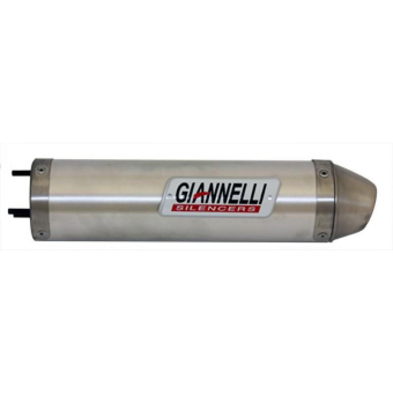 Silencieux Giannelli Aprilia 125 RS (alu)