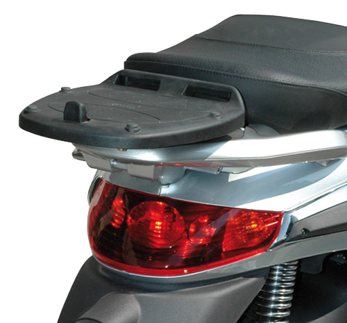 Support pour Platine Kappa KR2111M nylon + fixations (Monolock System) Pour Yamaha 400 XMAX