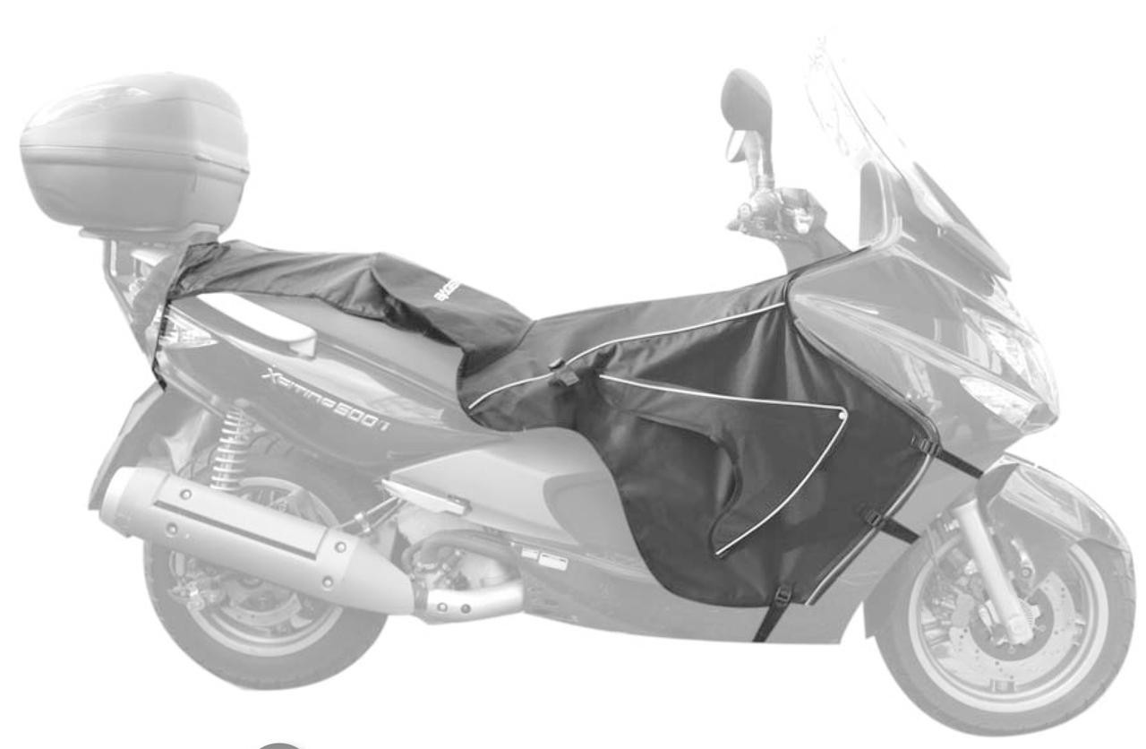 Tablier scooter Bagster Boomerang Kymco 500 XCiting