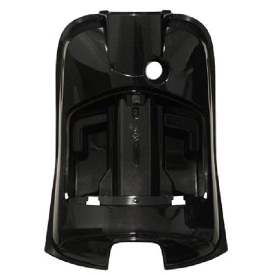 Carenage Vespa 50 LX - Tablier intérieur (Noir)