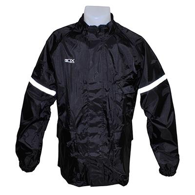 Veste de pluie ADX Eco noir - L