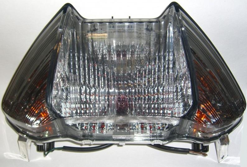 Feu arriere + Clignotant a ampoule Yamaha 500 Tmax 2008-2011 Transparent