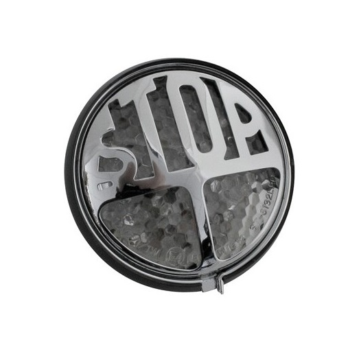 Feu arriere universel STOP à led Transparent